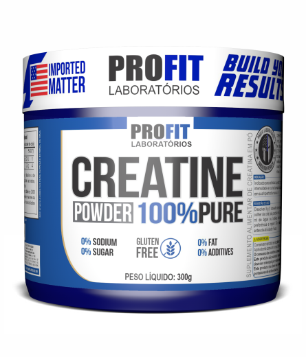 CREATINE PURE POWDER