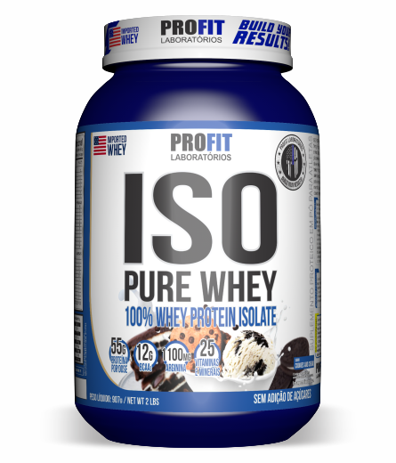 ISO PURE WHEY