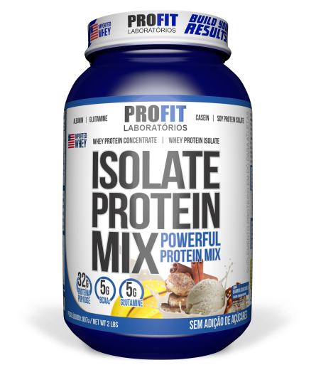 ISOLATE PROTEIN MIX