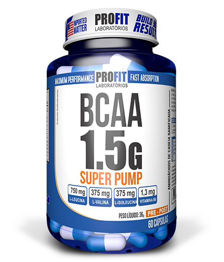 BCAA 1,5g SUPER PUMP
