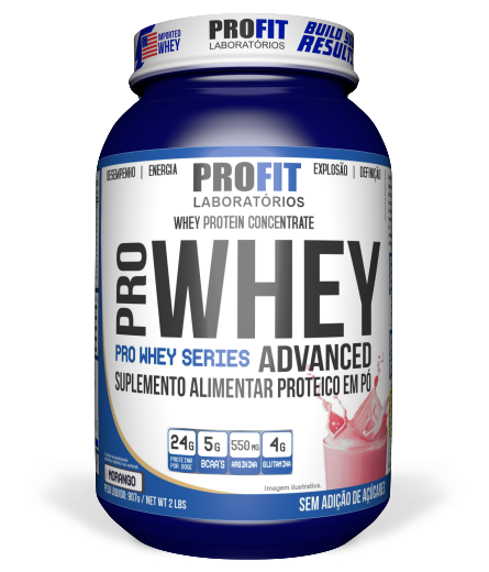 PRO WHEY ADVANCED