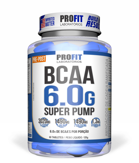 BCAA 6.0 SUPER PUMP