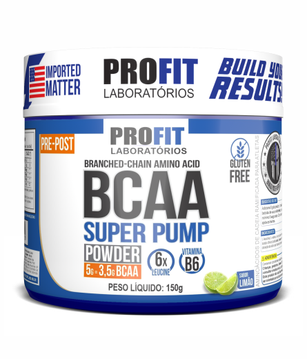 BCAA 6:1:1 SUPER PUMP POWDER